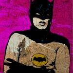 """ADAM WEST I AM BATMAN!"" by thegriffinpassant"