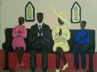 The Praying Family