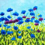 """""""African Daises"""" by HerbDickinson"""