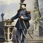 """Emperor Norton of San Francisco and the World"" by worldwidearchive"