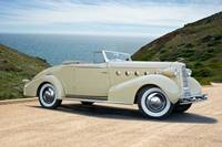 1934 LaSalle Convertible Coupe