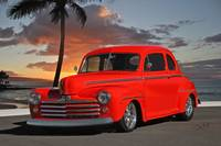 1947 Ford Super Deluxe Coupe 1