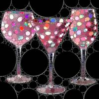 Wine Glass Art-5