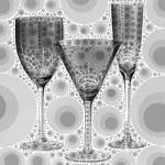 """Wine Glass Art-3"" by Ninas4otos"