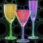 """Wine Glass Art-1"" by Ninas4otos"