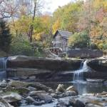 """Glade Creek Grist Mill"" by Dullinger"