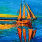 """Sailing ship"" by boyan"
