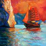 """Chinese ship"" by boyan"