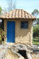 Small Adobe Building