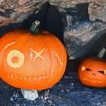 """Cave Pumpkins"" by robertmeyerslussier"