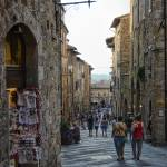 """San Gimignano Scene III"" by PaulCoco"