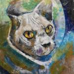 """""""Space Cat"""" by creese"""