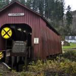 """Chitwood Covered Bridge"" by memoriesoflove"