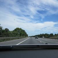 Road to Heathrow Airport