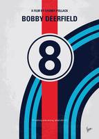 No565 My Bobby deerfield minimal movie poster