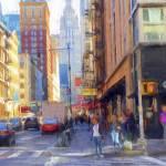 """Chambers Street / New York City"" by edbock"