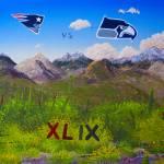 """Superbowl Painting AZ"" by dgolden"