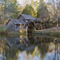 Mabry Mill by Roger Dullinger