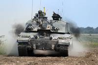 British Army Challenger 2  Main Battle Tank (MBT)