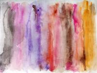 Colorful Watercolor Abstract