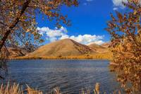 Fall At Mantua Reservoir