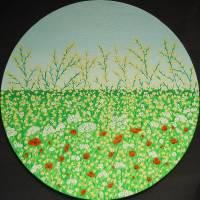 Meadow Flowers Art Prints & Posters by Alina Deutsch
