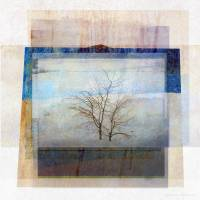 """lone tree lakeshore montage"" by R Christopher Vest"