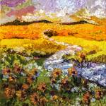 """Sunflower Fields Summer Landscape Provence"" by GinetteCallaway"