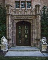 The Abbey Door