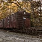 """Pine Creek Railroad"" by LouiseReeves"