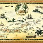 """Virgin Islands Chart"" by savanna"