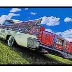 """1958 Dodge Royal Lancer 500 copy"" by Automotography"