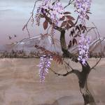 """""""Wisteria Tree"""" by spadecaller"""