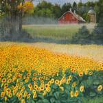 """Sunflower Farm"" by Dullinger"