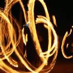"""Perahera - Fire dancers"" by hiranya"