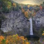 """Autumn at Taughannock"" by JessicaJenney"
