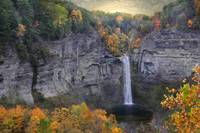 Autumn at Taughannock