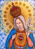 Immaculate Heart Of Virgin Mary