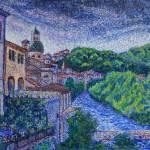 """PONTREMOLI - ITALY"" by Kathie_Nichols"