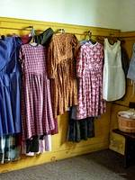 Little Girl's Gathered Dresses