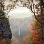 """Taughannock in the Mist"" by JessicaJenney"