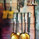 """Ladles and Spatulas"" by susansartgallery"