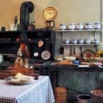 """Cozy Kitchen"" by susansartgallery"