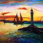 """Lighthouse"" by boyan"