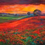 """""""Flower field"""" by boyan"""