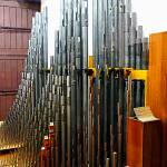 """Pipe Organ Pipes"" by susansartgallery"