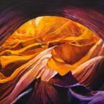 """Grand Canyon cave"" by boyan"