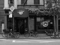 New York City Storefront BW1