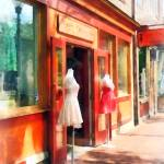 """Dress Shop Fells Point MD"" by susansartgallery"