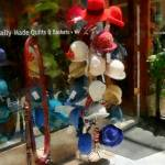 """Hat Shop"" by susansartgallery"